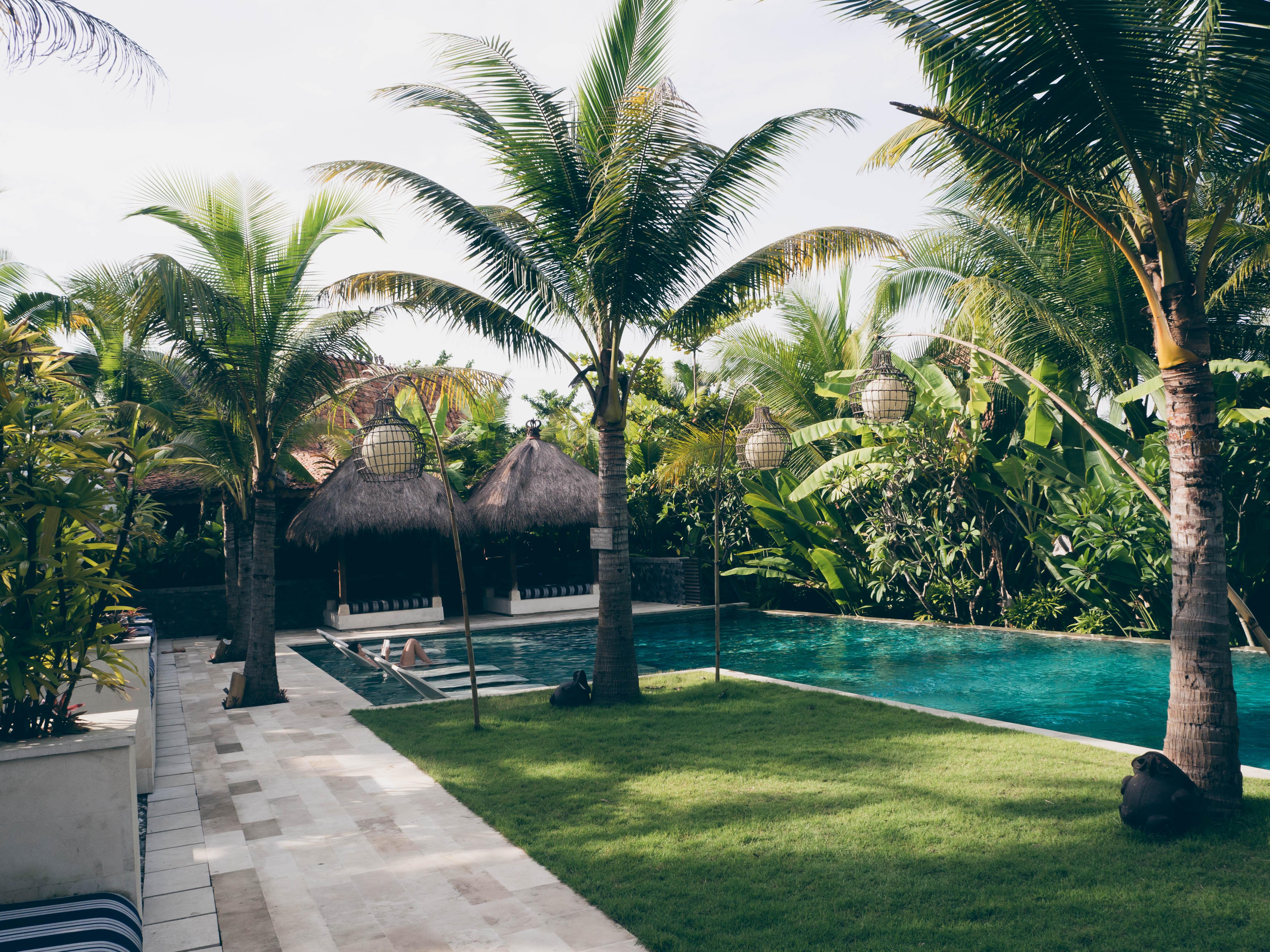 7-day yoga program at Hotel Komune Bali
