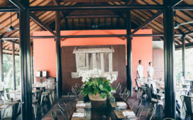 Get a taste of Italy at Uma Cucina in Ubud, Bali