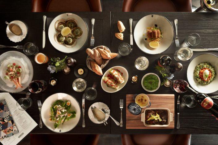 Gowings Bar & Grill – a tasty European-Style Brasserie