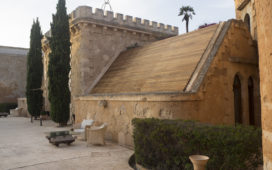 A fairy tale dinner at La Fortaleza, Cap Rocat, Mallorca