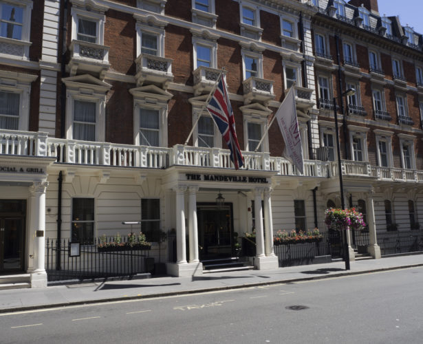 Hotel Guide: The Mandeville Hotel, London
