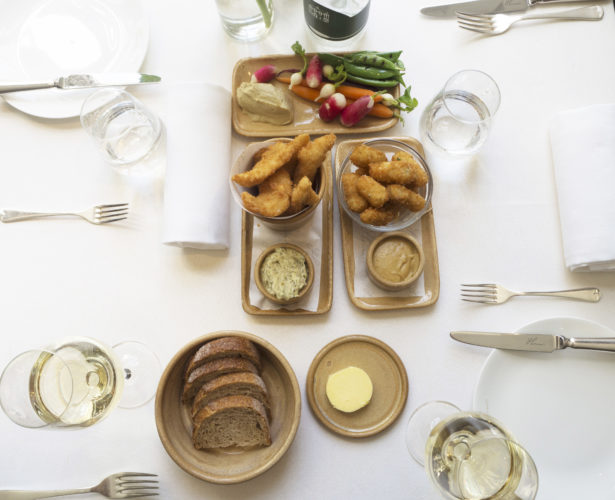 RESTAURANT GUIDE: Thomas's Cafe, Burberry London