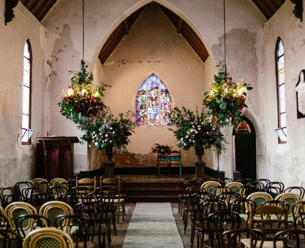 The most heavenly converted chapels