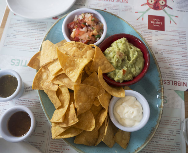 Restaurant Guide: Authentic Mexican food at Lupita East, London