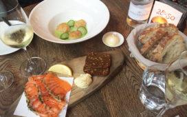 Food Guide: 28°-50° Maddox Street, London