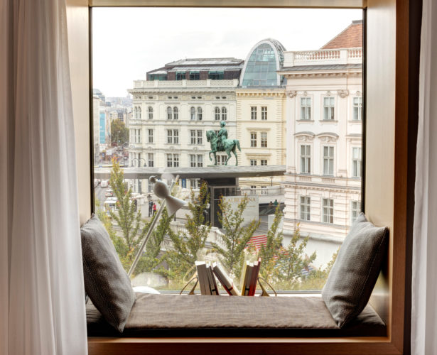 Hotel Snapshot: The Guesthouse Vienna