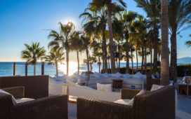 RESTAURANT GUIDE: Nikki Privé Restaurant & Winter Terrace, Nikki Beach Marbella