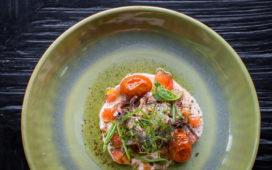 RESTAURANT SNAPSHOT: Salazón, Bali's new industrial-chic restaurant