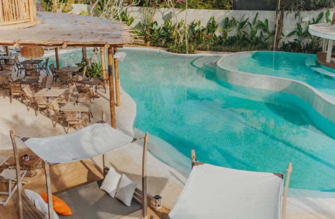 FOOD GUIDE: ARTOTEL Beach Club in Sanur, Bali