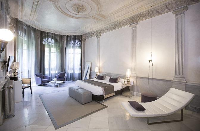 HOTEL GUIDE: Hospes Palacio de los Patos, Granada