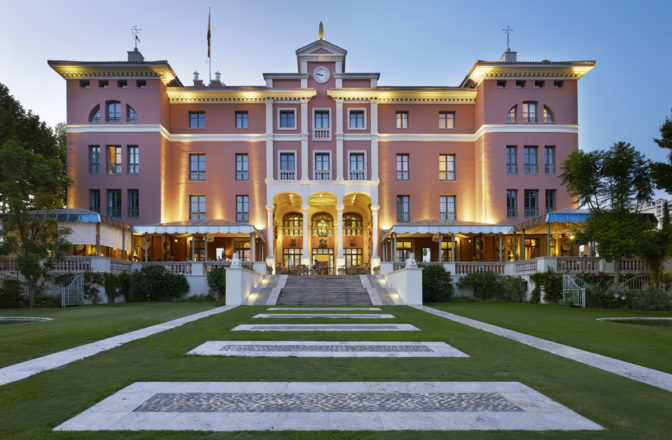 Hotel Guide: Villa Padierna, Marbella