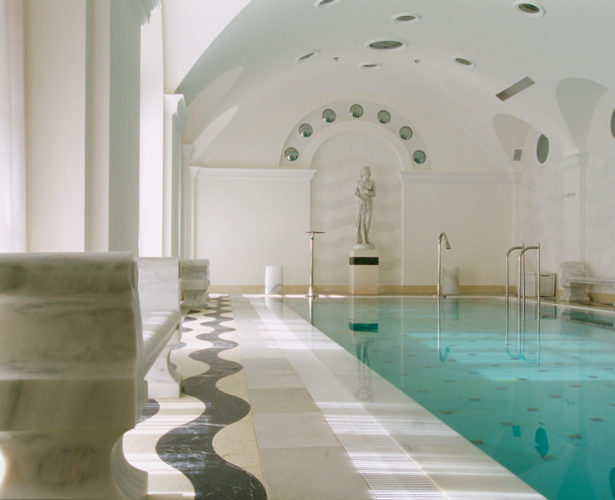 Wellness Guide: Villa Padierna Wellness Spa, Marbella
