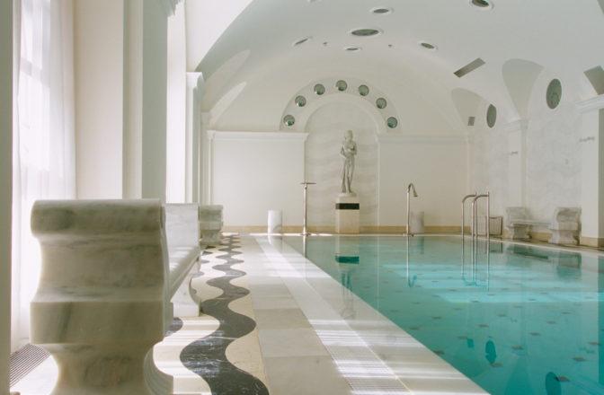Wellness Guide: Villa Padierna Wellness Spa, Marbella