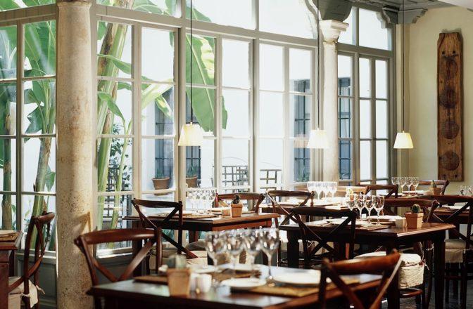 RESTAURANT GUIDE: Restaurante Azahar, Sevilla