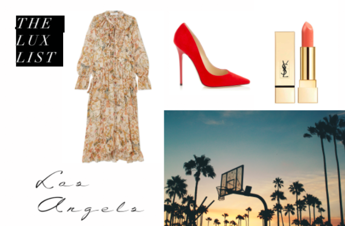 THE LUX LIST – Los Angeles