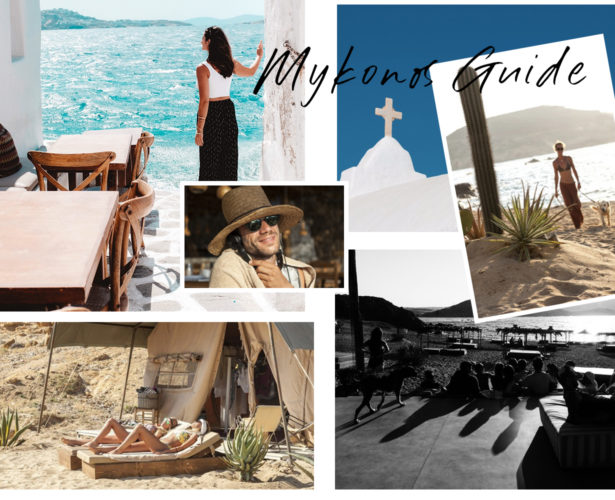 The Ultimate Mykonos Travel Guide by Lux Nomade