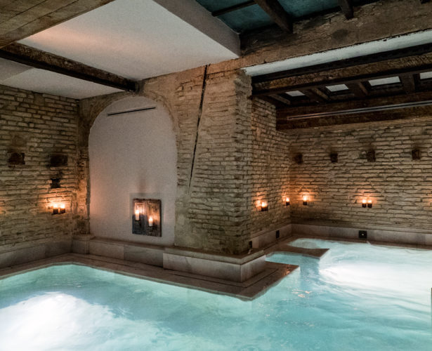 Aire de Sevilla Arabic Baths and Hammama Sanctuary of Silence