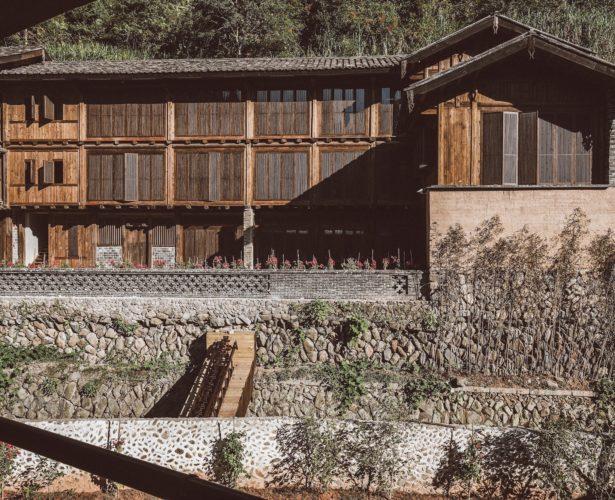 HOT HOTEL: The Tsingpu Tulou Retreat, China