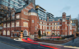 Hotel Guide: The LaLiT Hotel, London