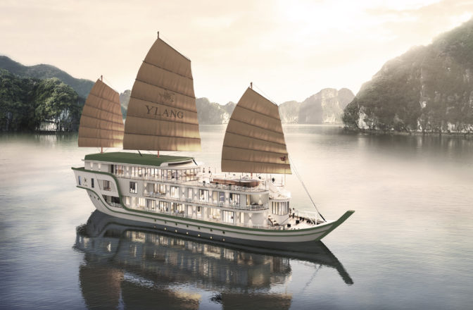 Heritage Line announces the new 10-suite vessel Ylang