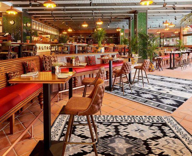 RESTAURANT GUIDE: Baltazár Bar & Grill