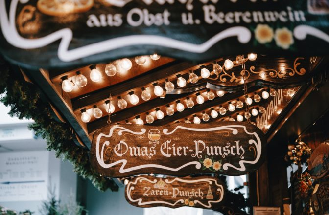 FIVE MUST-VISIT EUROPEAN CHRISTMAS MARKETS