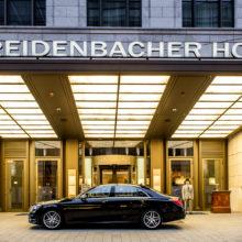 HOTEL OF THE MONTH: Breidenbacher Hof, A Capella Hotel