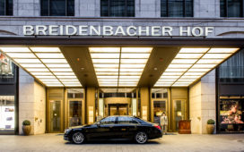 HOTEL OF THE MONTH: Breidenbacher Hof, A Capella Hotel