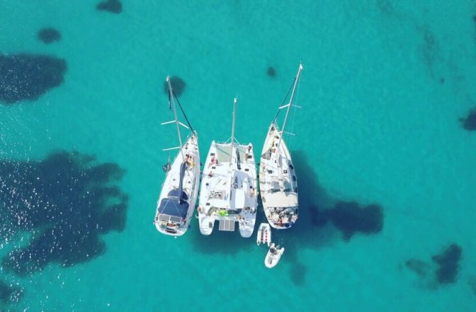 SOLO ADVENTURE: Sailing Holiday in the Ionian Islands