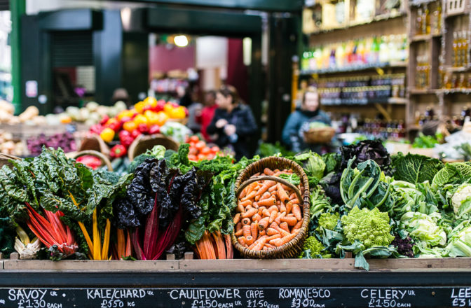 A Guide to the 5 Best Markets in London