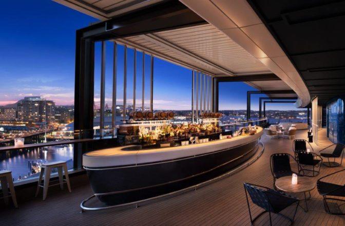 Zephyr – Sydney's New Luxury Rooftop bar