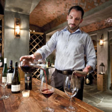 The most incredible wine cellars you can dine in