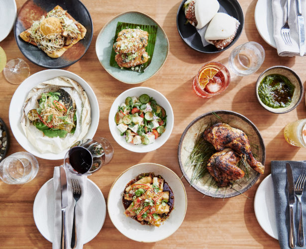 RESTAURANT: JAMU offers a mouthwatering Asian fusion menu