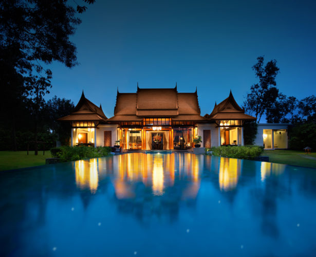 Banyan Tree Phuket awarded Asia's Best Luxury Resort