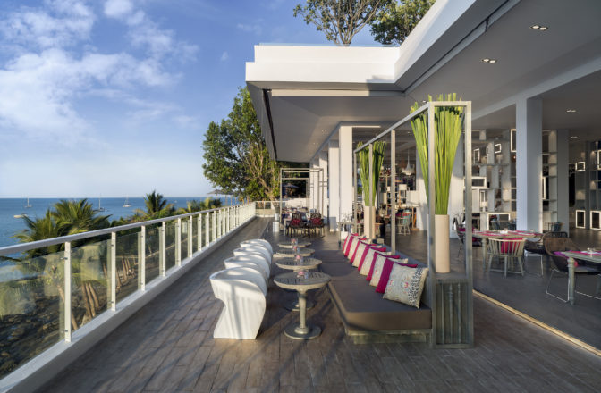 Nai Harn Phuket – South East Asia's 'Best Luxury Restaurant Bar'