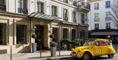 HOTEL GUIDE: Pavillon des Lettres, Paris