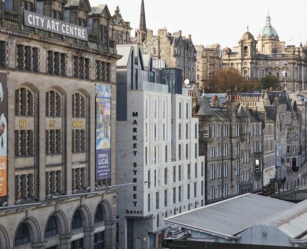 HOTEL OPENING: Market Street Hotel Edinburgh coming early summer