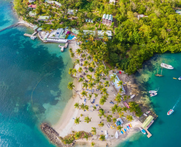 HOTEL DEAL: 1 free night at Marigot Bay, St Lucia