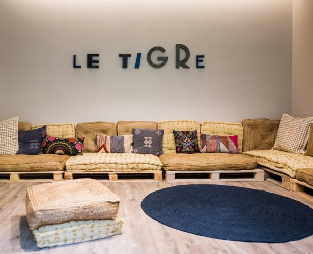 WELLNESS: Get your yoga on at Le Tigre Club, Paris