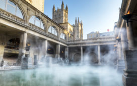 City Guide: 48-hours in beautiful spa town Bath, UK
