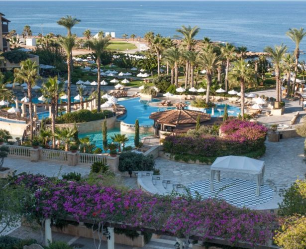The Elysium Hotel  – first-class comfort and relaxation in Paphos, Cyprus