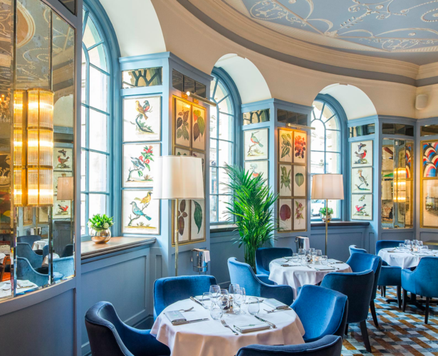 The Ivy Bath Brasserie adds glamour to the West Country