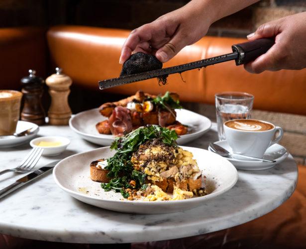 Sydney Cafe is celebrating truffle season