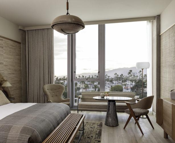 HOTEL OPENING: California dreaming at Santa Monica Proper Hotel