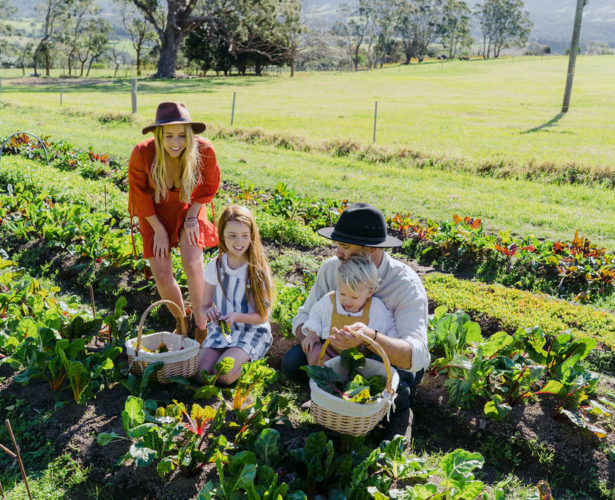 Experience a luxury farm-stay at Jamberoo Valley Farm