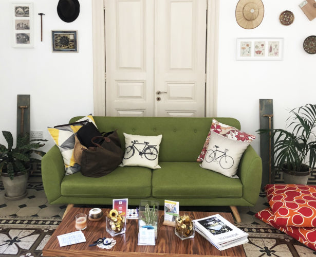 What's the coolest boutique hotel in Nicosia Cyprus? This one…