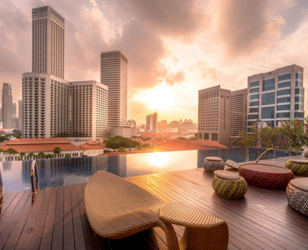 Small Luxury Hotels Singapore : Stylish, urban, romantic and chic