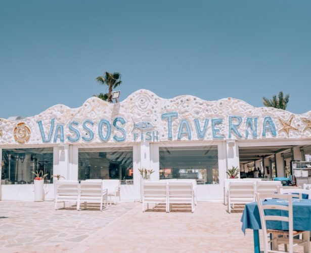 Is this the best vegetarian restaurant Ayia Napa?
