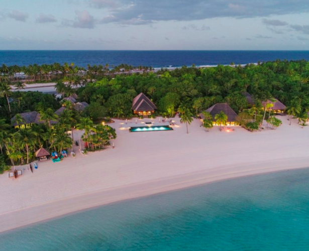 The Islands of Tahiti: Rent your own luxury island