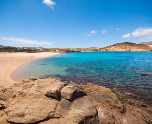 What are the best beaches in Mykonos?
